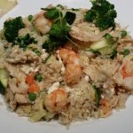 Shrimp & Chicken Fried Rice
