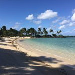 silent beach