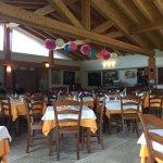 Parte della sala pranzo
