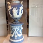 Typical blue Wedgwood - an outstanding piece