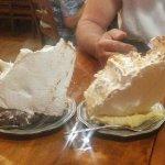 Mile high pie!