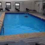 roof top pool area