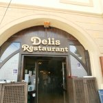 Delis Restaurant on the Main Plaza , Sibiu, Romania