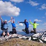Our guides on Zelengora in Sutjeska National Park