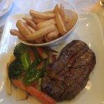Uruguayan Steak , beautiful