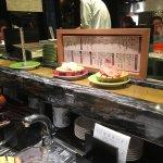回転寿司 根室花まる銀座店の写真