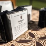Packed coffee to take home or give as gifts. Coffee produced by Omwani Women's Coffee Cooperativ