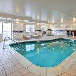 Fairfield Inn & Suites Saratoga Malta Foto