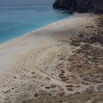 Bajada a playa de los Muertos