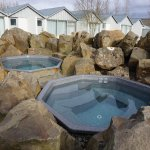Hot tubs for soaking