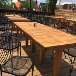 Come check out our new deck furniture!