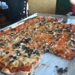 Fantastic Thin Crust Pizza!