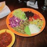The Best Veggie Chopped Salad in Arizona