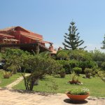 Villa Chiarenza Maison d'Hotes Foto