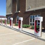 Tesla Charging Stations