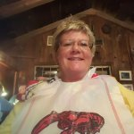 Have my lobster bib on