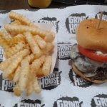 Euro burger