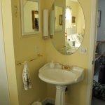 Vanity sink in every room