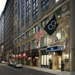 Club Quarters Hotel in Boston