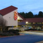 Red Roof Inn Greenville Foto