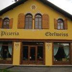Bild från Pizzeria Edelweiss