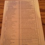 Beer selection on tap amazing! Try the blue cheese mussels and the onion rings. Great lively wai