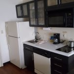 Large kitchenette
