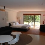 Modern Couples Cabin, one of the most popular accommodation in Halls Gap!