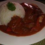 Curry contrafilé