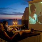 Outdoor Cinema experience