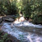 cachoeira da Pedra lisa