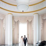 Wedding Ballroom Foyer