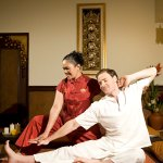 North meets South Traditional Thai Massage
