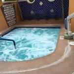 Tower 3 pool & hot tub