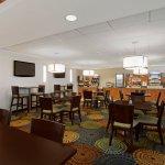 Foto de Holiday Inn Express Romulus / Detroit Airport