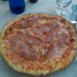 Pizza speck e noci