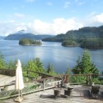 West Coast Wilderness Lodge Egmont BC