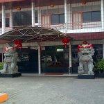 Foto depan hotel Sentosa Singkawang