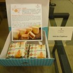 Welcome Gift from Caesar Park Hotel