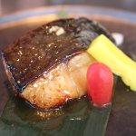 black cod miso at sani marina - katsu restaurant