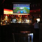 Great place to watch the euro games with a diverse, enthusiastic crowd.