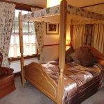 Croft Suite bedroom