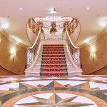 Lobby, Grand Hotel Wien