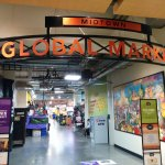 Global Marketplace (Next door to hotel with access via Skywalk)