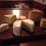 des fromages raffinés et bons