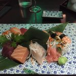 Sushi set was ordered. They look good but salty and not very fresh. Anyway, service is good. The