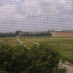 Panorama dalla camera (con zanzariera)