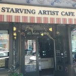 Starving Artist Cafe and Creperie