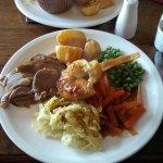 Roast Lamb Sunday Lunch