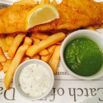 Fresh Fish & Chips @ the Tredegar Arms!
